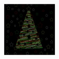 Xmas tree 2 Medium Glasses Cloth