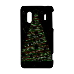 Xmas tree 2 HTC Evo Design 4G/ Hero S Hardshell Case