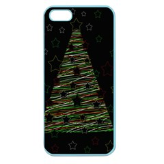 Xmas tree 2 Apple Seamless iPhone 5 Case (Color)