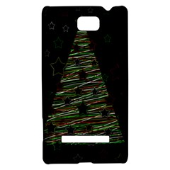 Xmas tree 2 HTC 8S Hardshell Case
