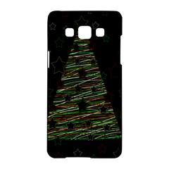 Xmas tree 2 Samsung Galaxy A5 Hardshell Case