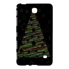 Xmas tree 2 Samsung Galaxy Tab 4 (7 ) Hardshell Case