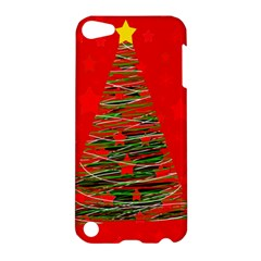 Xmas tree 3 Apple iPod Touch 5 Hardshell Case