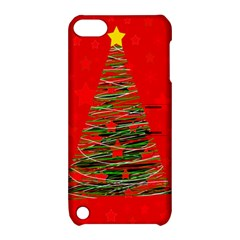 Xmas tree 3 Apple iPod Touch 5 Hardshell Case with Stand