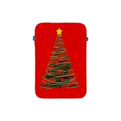 Xmas tree 3 Apple iPad Mini Protective Soft Cases