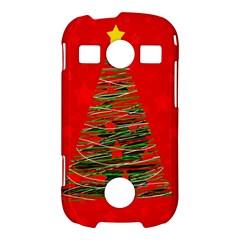 Xmas tree 3 Samsung Galaxy S7710 Xcover 2 Hardshell Case