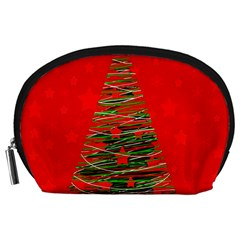 Xmas tree 3 Accessory Pouches (Large)