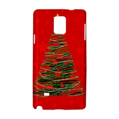 Xmas tree 3 Samsung Galaxy Note 4 Hardshell Case