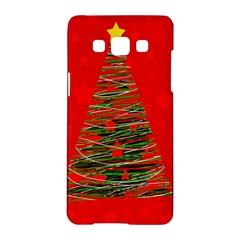 Xmas tree 3 Samsung Galaxy A5 Hardshell Case