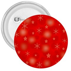 Red Xmas desing 3  Buttons