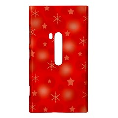 Red Xmas desing Nokia Lumia 920
