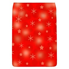 Red Xmas desing Flap Covers (L)