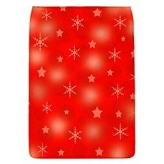 Red Xmas desing Flap Covers (S)