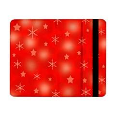 Red Xmas desing Samsung Galaxy Tab Pro 8.4  Flip Case