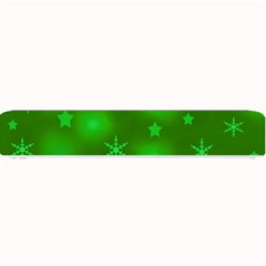 Green Xmas design Small Bar Mats