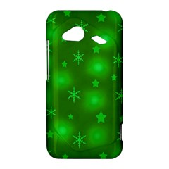Green Xmas design HTC Droid Incredible 4G LTE Hardshell Case