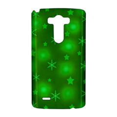 Green Xmas design LG G3 Hardshell Case