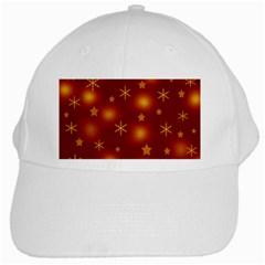 Xmas design White Cap
