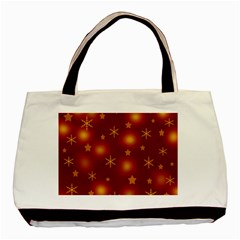 Xmas design Basic Tote Bag