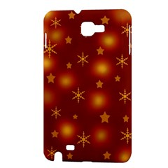 Xmas design Samsung Galaxy Note 1 Hardshell Case