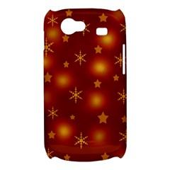 Xmas design Samsung Galaxy Nexus S i9020 Hardshell Case