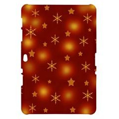 Xmas design Samsung Galaxy Tab 10.1  P7500 Hardshell Case