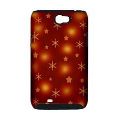 Xmas design Samsung Galaxy Note 2 Hardshell Case (PC+Silicone)