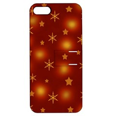 Xmas design Apple iPhone 5 Hardshell Case with Stand