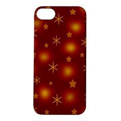 Xmas design Apple iPhone 5S/ SE Hardshell Case