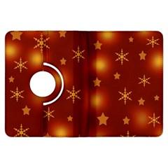 Xmas design Kindle Fire HDX Flip 360 Case