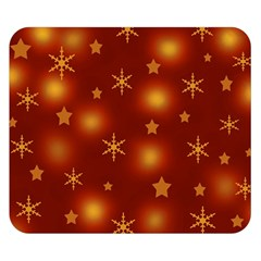 Xmas design Double Sided Flano Blanket (Small)