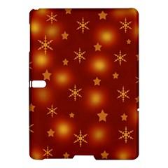 Xmas design Samsung Galaxy Tab S (10.5 ) Hardshell Case