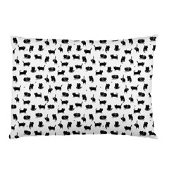 Black Cats  Pillow Case (Two Sides)