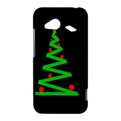 Simple Xmas tree HTC Droid Incredible 4G LTE Hardshell Case