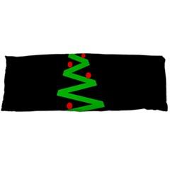 Simple Xmas tree Body Pillow Case (Dakimakura)