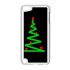 Simple Xmas tree Apple iPod Touch 5 Case (White)