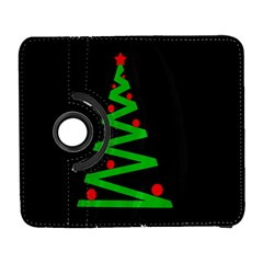 Simple Xmas tree Samsung Galaxy S  III Flip 360 Case