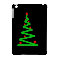 Simple Xmas tree Apple iPad Mini Hardshell Case (Compatible with Smart Cover)