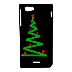 Simple Xmas tree Sony Xperia J