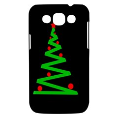 Simple Xmas tree Samsung Galaxy Win I8550 Hardshell Case