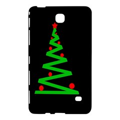 Simple Xmas tree Samsung Galaxy Tab 4 (8 ) Hardshell Case