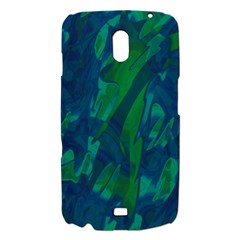 Green and blue design Samsung Galaxy Nexus i9250 Hardshell Case