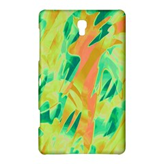Green and orange abstraction Samsung Galaxy Tab S (8.4 ) Hardshell Case
