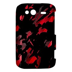Painter was here  HTC Wildfire S A510e Hardshell Case