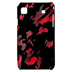 Painter was here  Samsung Galaxy S i9000 Hardshell Case
