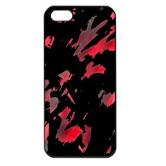 Painter was here  Apple iPhone 5 Seamless Case (Black)