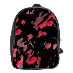 Painter was here  School Bags (XL)