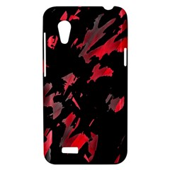 Painter was here  HTC Desire VT (T328T) Hardshell Case
