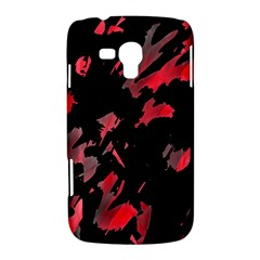 Painter was here  Samsung Galaxy Duos I8262 Hardshell Case