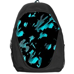 Painter was here - cyan Backpack Bag